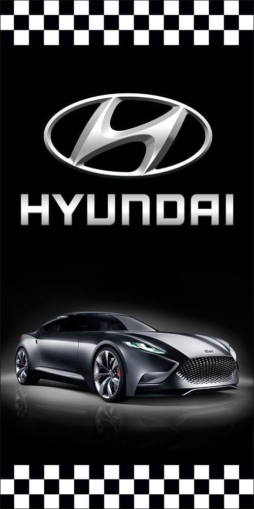 HYUNDAI Custom Flag