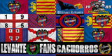Levante Custom Sport Flag
