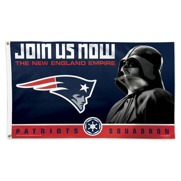 New England Patriots Custom Sport Flag