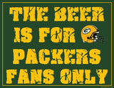 Green Bay Packers Custom Sport Flag