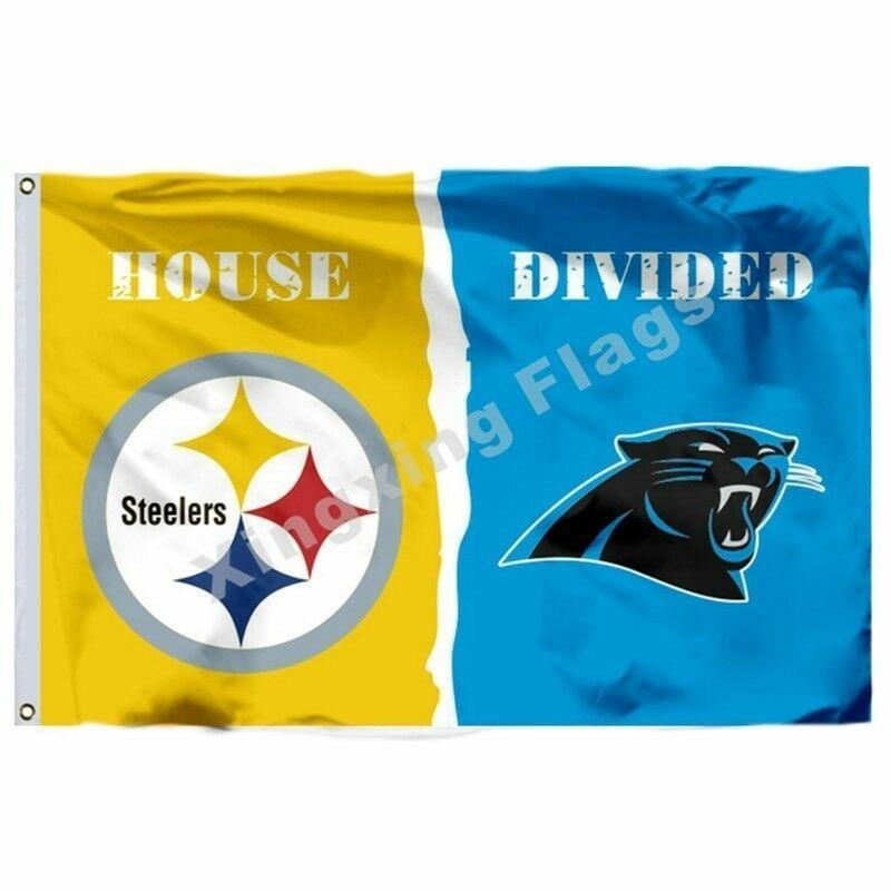 Pittsburgh Steelers Custom Sport Flag