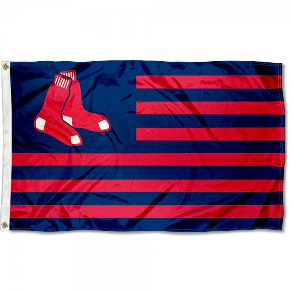 Boston Red Sox Custom Sport Flag