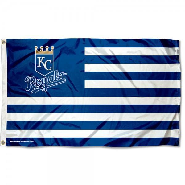 Kansas City Royals Custom Sport Flag