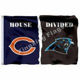 Carolina Panthers Custom Sport Flag