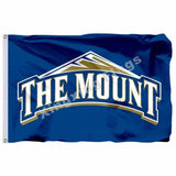 Mount St Mary's Mountaineers Sport Flag