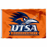 Texas San Antonio Roadrunners Sport Flag