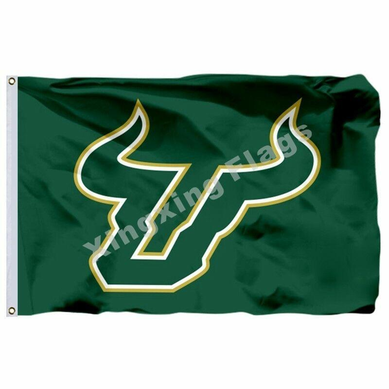 South Florida Bulls Sport Flag