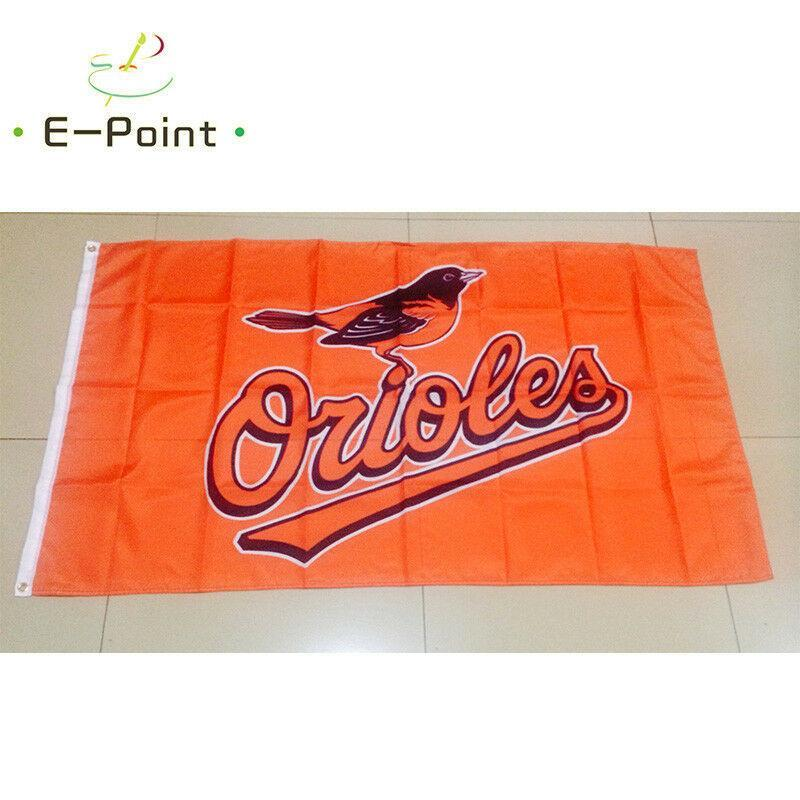 Baltimore Orioles Custom Sport Flag