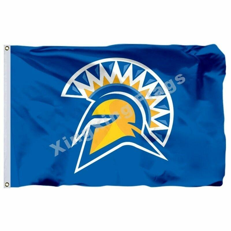 San Jose State Spartans Sport Flag