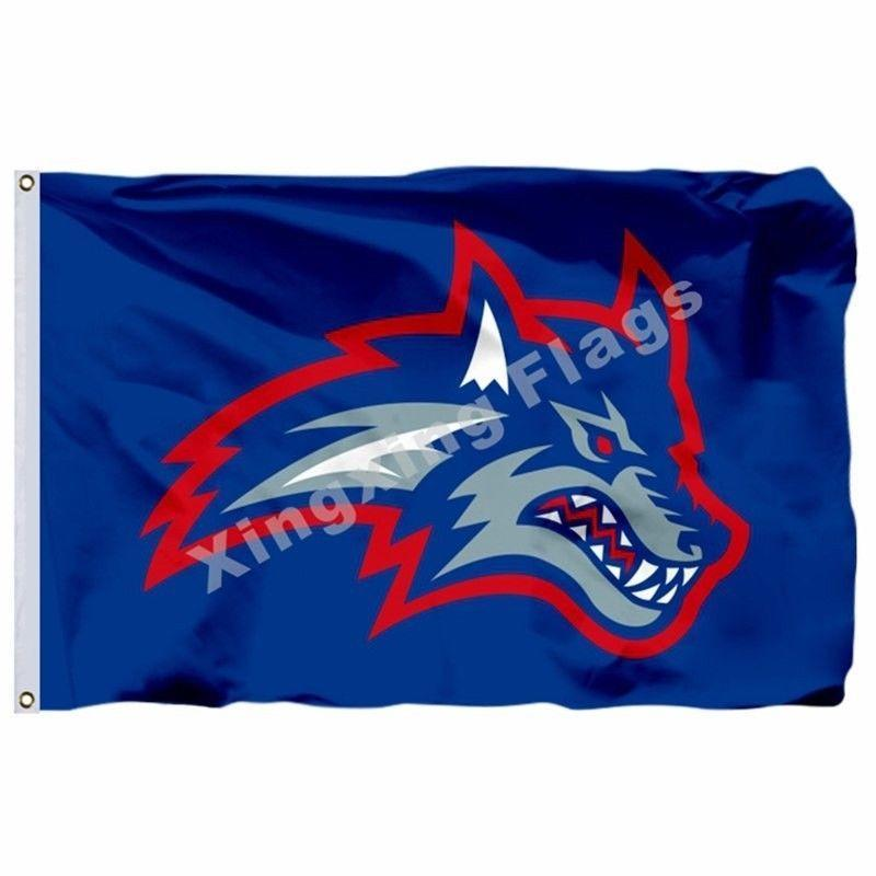 Stony Brook Seawolves Sport Flag