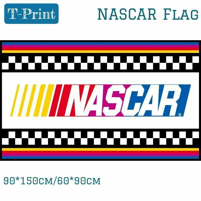 NASCAR Sport Custom Flag Online!s For Sale
