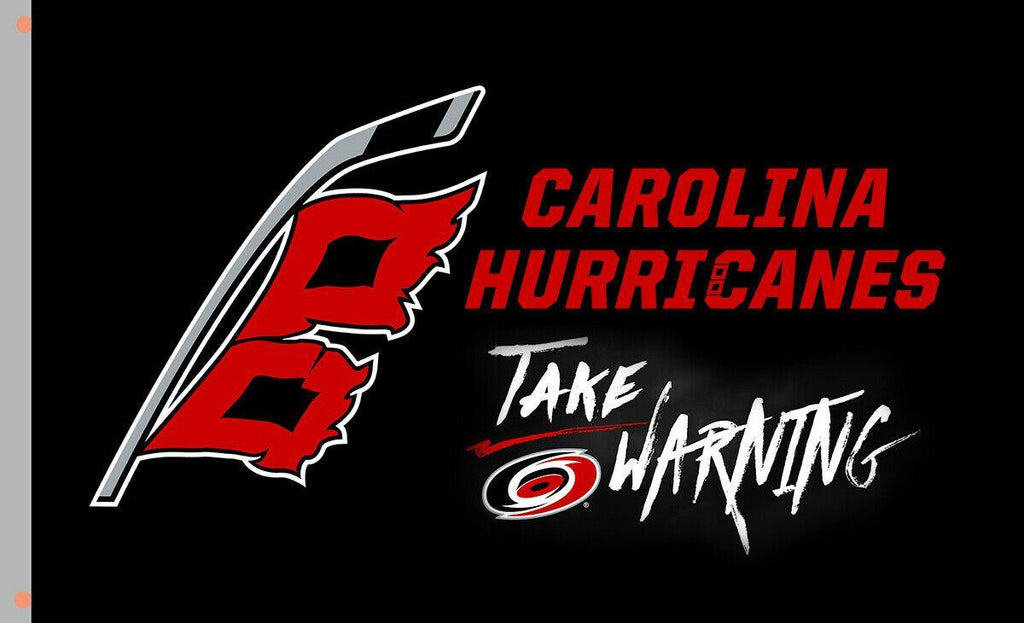 Carolina Hurricanes Custom Sport Flag