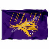 Northern Iowa Panthers Sport Flag