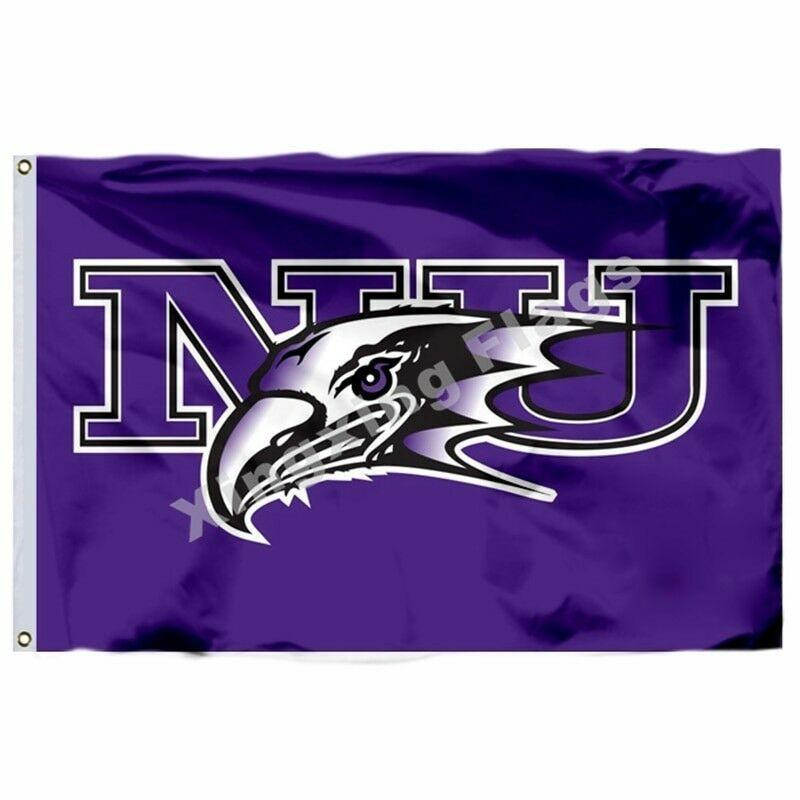 Niagara Purple Eagles Sport Flag