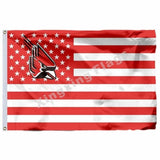 Ball State Cardinals Sport Flag