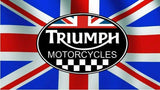 TRIUMPH Motorcycles Custom Flag