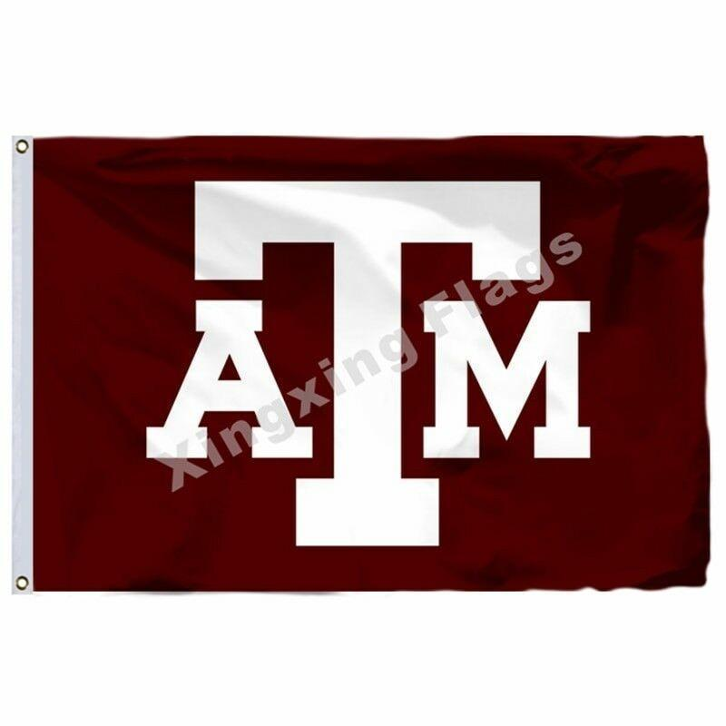 Texas AM Aggies Sport Flag