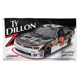 Ty Dillon Custom Sport Flag