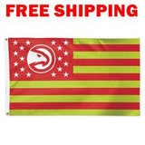 Atlanta Hawks Custom Sport Flag