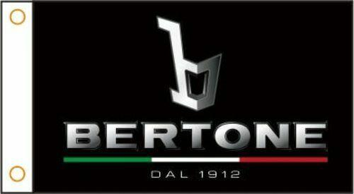 BERTONE Custom Flag