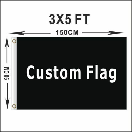 MORGAN Custom Flag