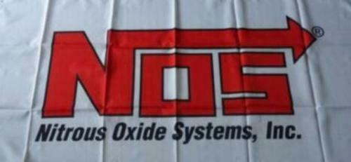 NOS NITROUS Custom Flag