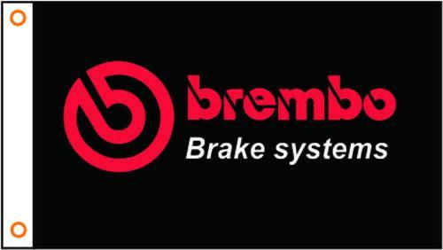 BREMBO Custom Flag