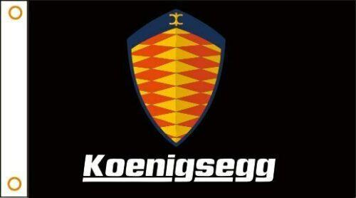 KOENIGSEGG Custom Flag