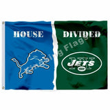 New York Jets Custom Sport Flag