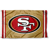 San Francisco 49ers Custom Sport Flag