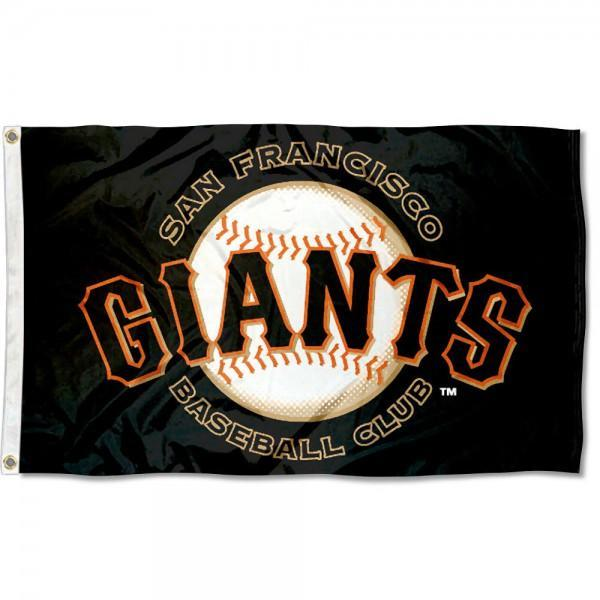 San Francisco Giants Custom Sport Flag