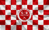 Stade Reims Custom Sport Flag