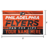 Philadelphia Flyers Custom Sport Flag