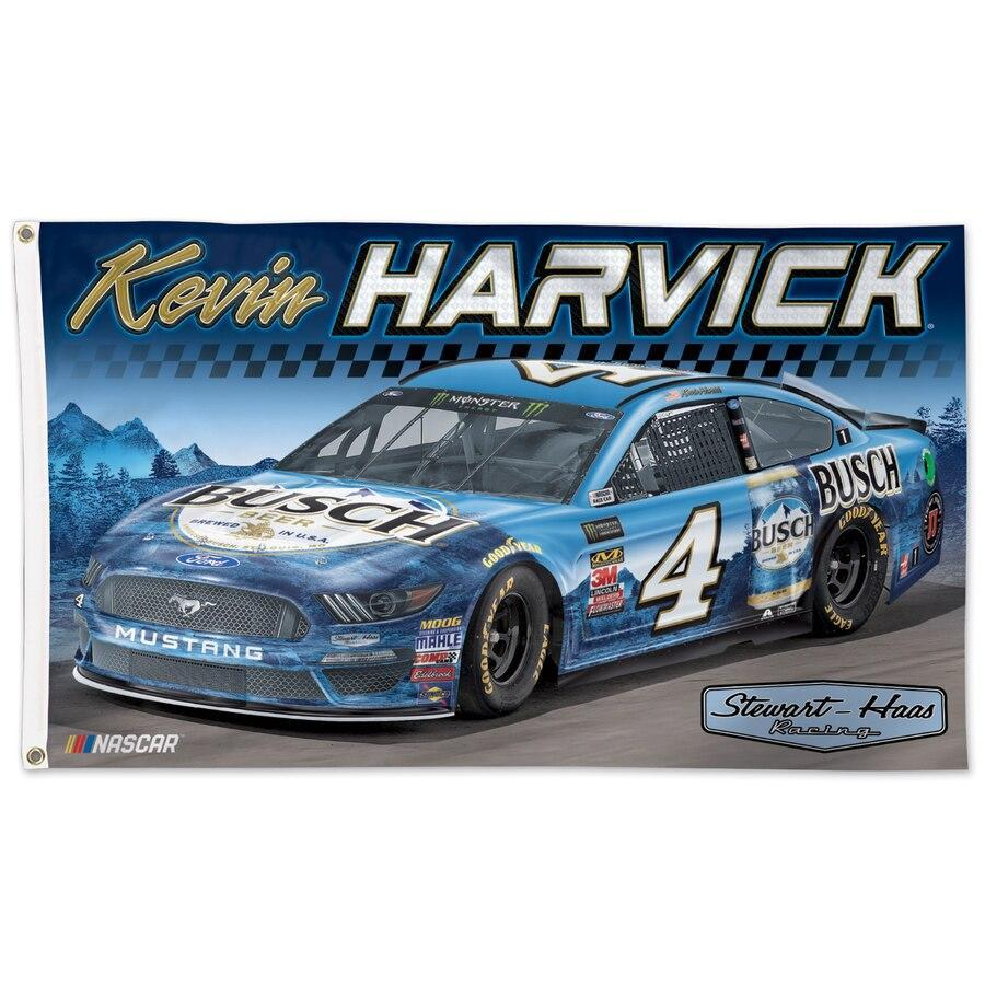 Kevin Harvick Custom Sport Flag
