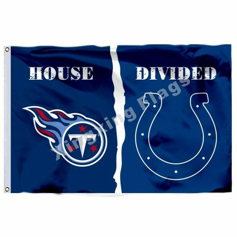 Tennessee Titans Custom Sport Flag