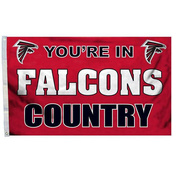 Atlanta Falcons Custom Sport Flag
