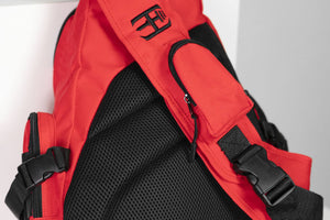 BE Tactical Sling Bag – Fire Red
