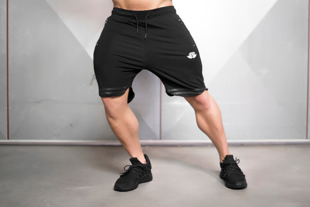 NOX Prometheus shorts – BLACK