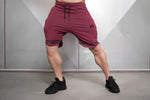 NOX Prometheus shorts – Bordeaux Red