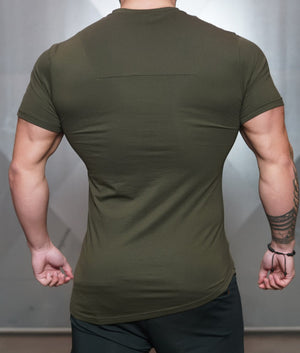 Engineered-Life Prometheus T-Shirt 3.0 Army Green