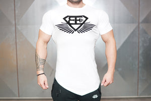 Engineered-Life Prometheus T-Shirt 3.0  white