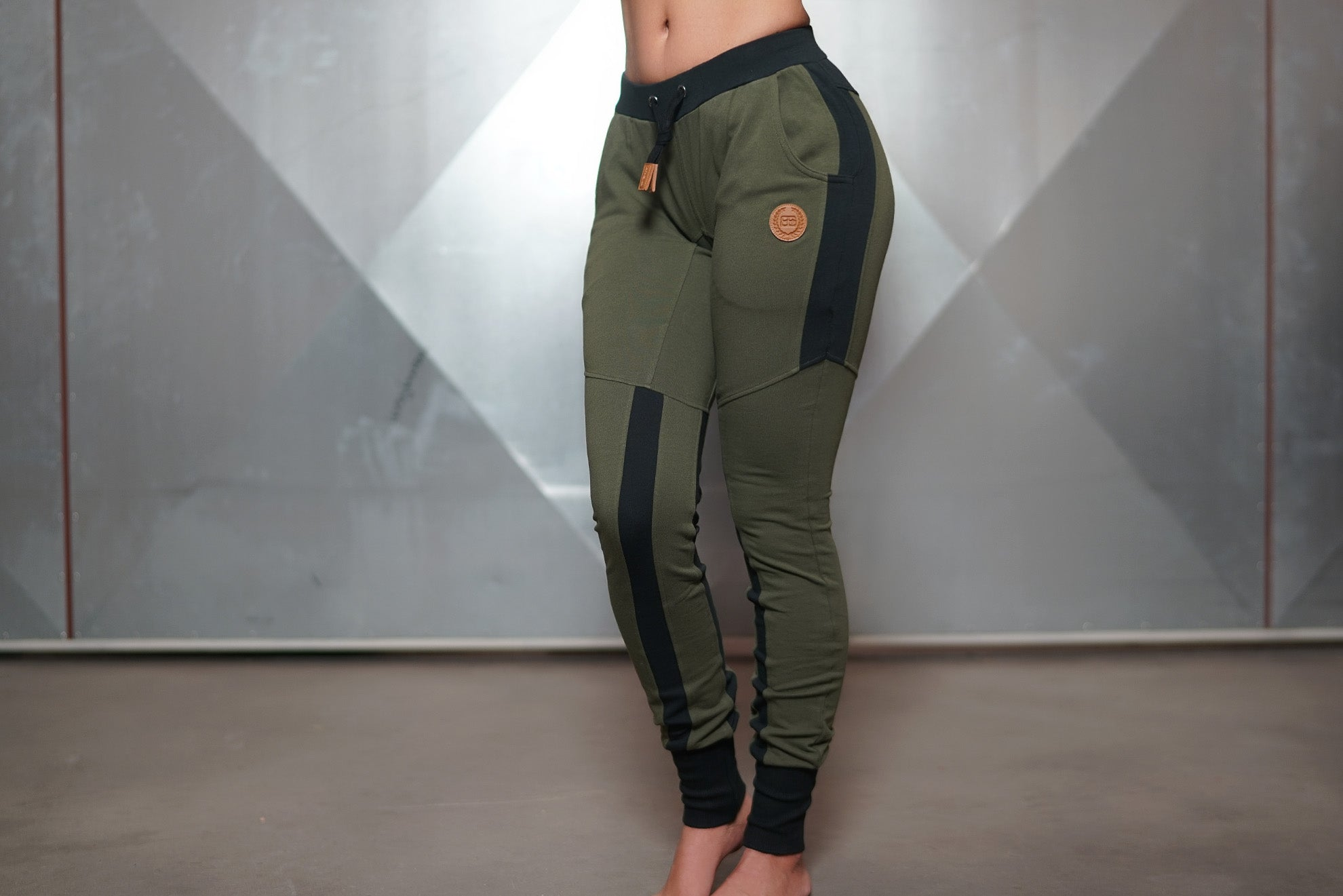GAIA Jogger 2.0 Army Green