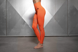 Motus Seamless Legging High Waist – Dutch Orange