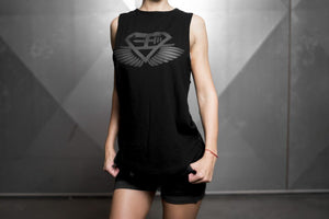 XA1 LOOSE TANK Prometheus – Black on Black