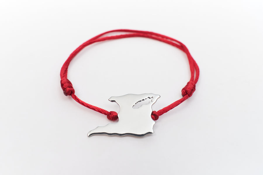 TNT Signature friendship bracelet - Sterling Silver - whatnotz.com