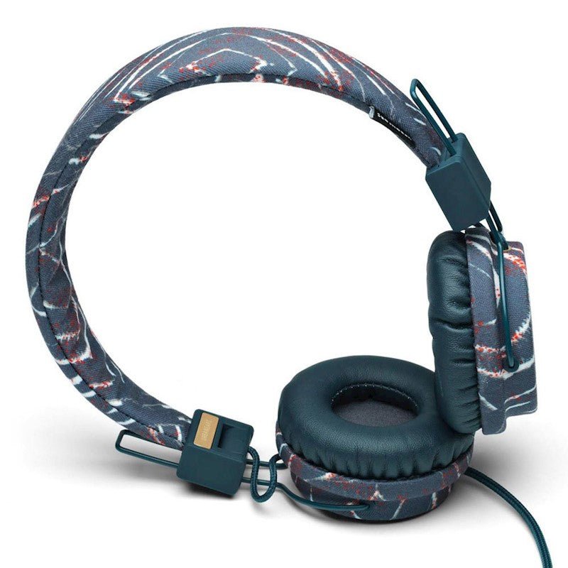0f1aa34222b Urbanears Plattan Acid Zebra On-ear Headphones w Remote & Mic for MP3/Phone