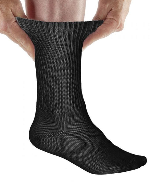 Simcan Comfort Diabetic Sock (Blk)