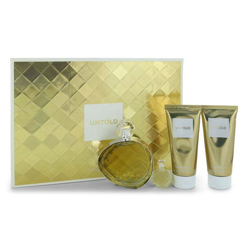 Untold Perfume by Elizabeth Arden (Women 4pc Gift Set)