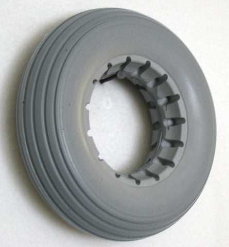 7 x 2 Solid Urethane Wheelchair Tire