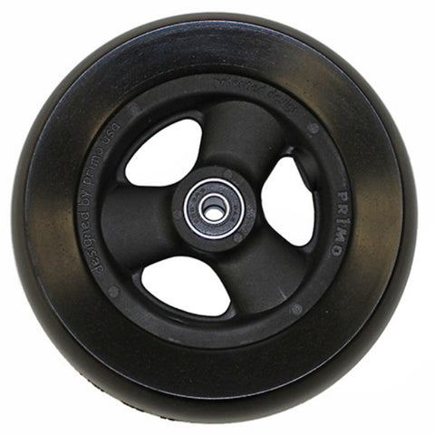 Hollow Spoke Caster Wheel